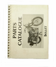 Royal Enfield Bullet 350 - 500 Part catalogue 1992 - 2010