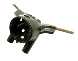 Jawa / CZ singles 125 - 175 - 250 Headlamp nacelle c/w handlebars (450 46 151/ 450 46 201)