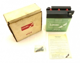 Lucas battery 6-volt motorcycle type 6N11A-1B