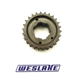 Weslake 1000 V-Twin Crankshaft sprocket triplex 26T