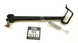 Triumph T120 Pre-unit assy. Prop stand, long type cplt., Partno. 82-3723
