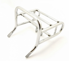 CZ luggage carrier chrome plated