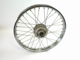 "Yamaha FS1-TY 50-80  Front wheel 17"" disc type Araya rim 17x1.40"