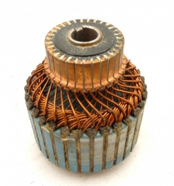 Jawa / CZ dynamo rotor 6-volt (443 990 111 011)