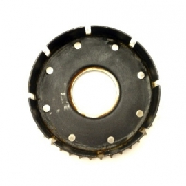 Clutch sprocket 40 T  fits  AJS - Matchless / Panther / Vincent (LV7/BGB)