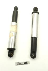 Benelli Motorella-GL Export 3-V Rear shock absorber, Partno. 71 55 02 11
