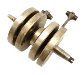 Jawa 350 Twin type 634 Cranckshaft assy complete (4519 633 12 301)