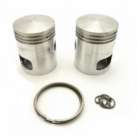 Jawa 634, 350 cc Twins GPM piston set complete