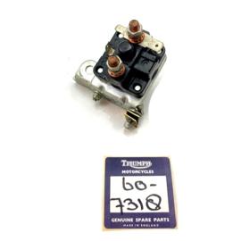 Triumph Lucas solenoid starter switch (60-7318)