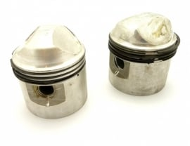 Triumph 650 Twins hepolite high compression pistons (70-6867) (E6867/10)