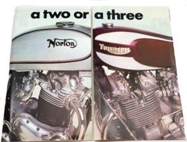 Genuine leaflet NVT 1975
