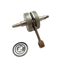 CZ MX 125 Crankshaft complete