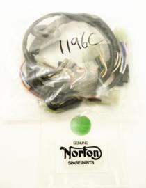Norton Commando 850 MK3 Wiring harness for headlamp Part No. 06.6438