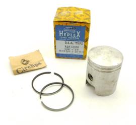 """BSA Bantam 2-stroke piston std/0.010"""" o.s. (Hepolite 10399)"""