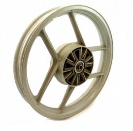 Jawa 350 Twin cast alloy rear wheel (640 51 205)