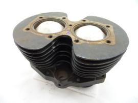 Triumph T120 cylinder complete + Hepolite piston set STD (70-6304)