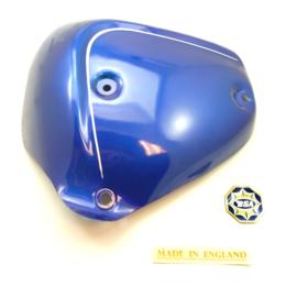 BSA A50-A65 Sidepanel LH steel, Partno. 82-9850