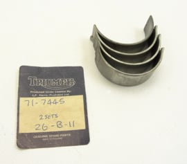 Triumph TSS 750 Big end bearings (71-7445)