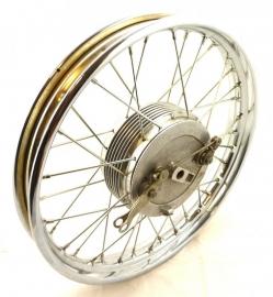 "Jawa / CZ front wheel 18"" cplt (622 51 110 / 487 56 100)"