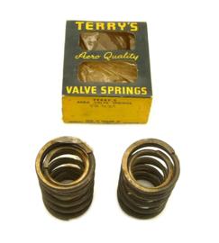 Norton 500 OHV singles Terry Aero valve springs ES2 & CSI  19