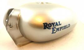 Royal Enfield Bullet 350-500 petrol tank silver (838056)