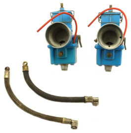Blue Magnum carburettors 38 mm dia