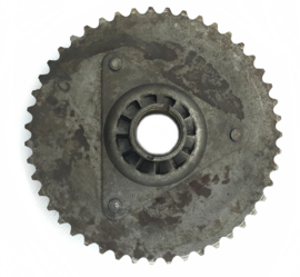 Jawa 350 Twins clutch sprocket duplex chain (47T) (633 28 040)