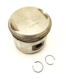 BSA B40 Piston assy cplt, std size, Partno. 41-0250