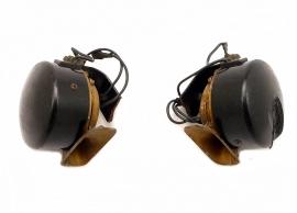 BSA A75 Rocket III Windtone horn LH + RH (19-2070 + 19-2071)