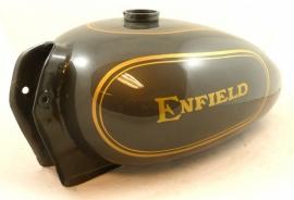 Enfield Bullet 350-500 petrol tank Athena grey (112033, 801303)