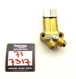Triumph T140 Bonneville 4-valve oil pump (71-7317)