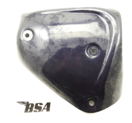 BSA A50-A65 Steel side-panel RH Dark blue, Partno. 82-8387