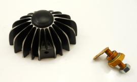 BSA-Norton-Triumph Zener diode heat sink cplt + Lucas Zener diode, Partno. 97-2237-2275 + LU49345