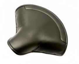 Lycette type seat cover for front spring saddle