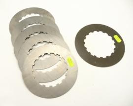 BSA A7-A10 Plunger Steel clutch plates (67-3240/67-3241)
