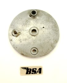 BSA A50-A65 Front brake anchor plate, Partno. 67-5555