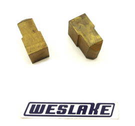 Weslake 500-750-850-920cc 8-V twins Rocker pedestal bronze unmachined