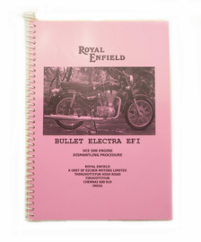 Royal Enfield Electra EFI Workshop manual 2009