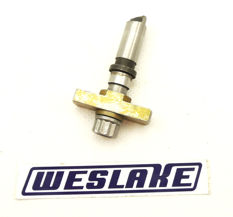 Weslake 8-valve Twins ignition trigger shaft cplt W81-W86-W88