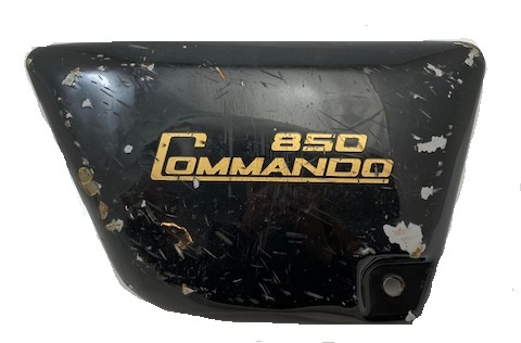 Norton Commado 850 side panel LH Steel part no: 06-6329-090
