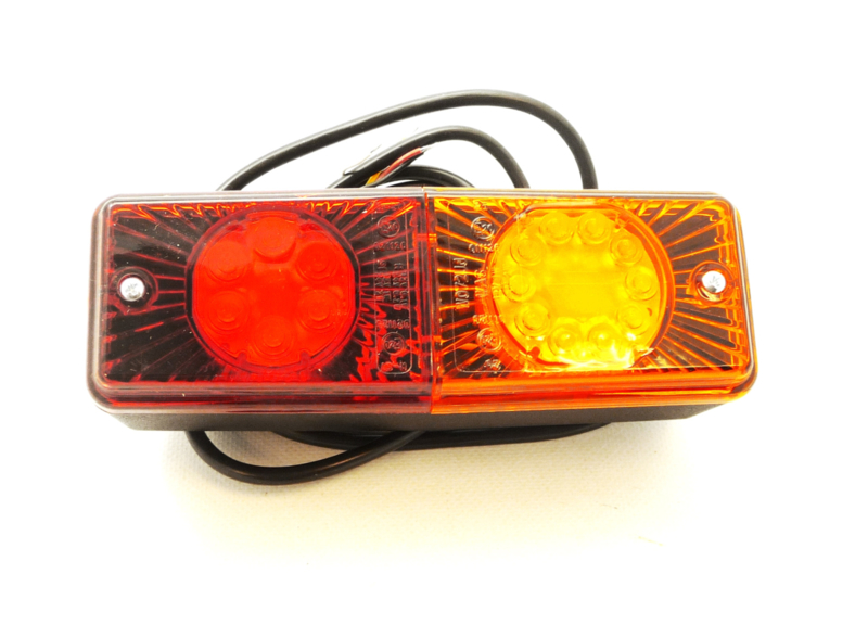 Velorex 700 LED rear lamp 12 volt