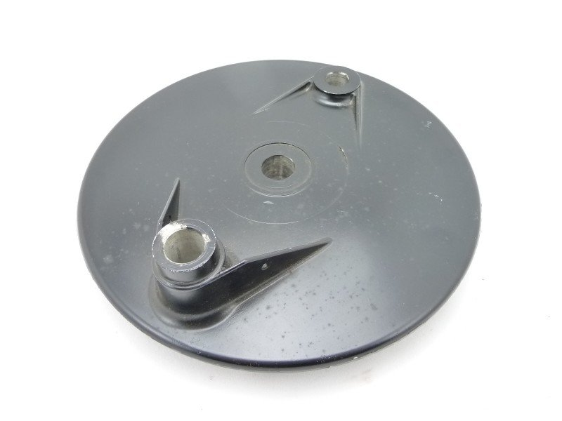 BSA / Triumph rear brake plate bare for conical hub, 37-3856 superseded by 37-3857