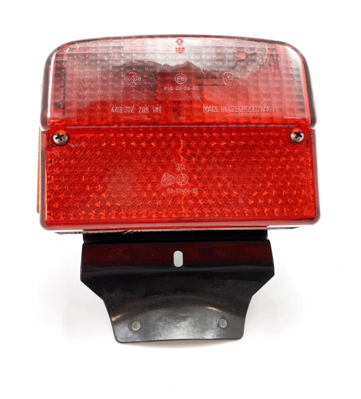 Velorex 562/03 - 562/09 Rear lamp assy stop-tail, partno. 603-68-000