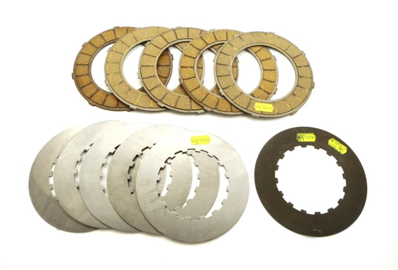 BSA A7-A10 Plunger, Clutch plates set (67-3240/67-3241/67-3242)