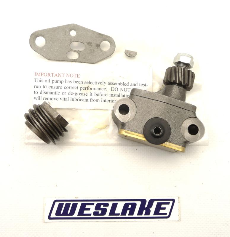 Weslake Oil pump assy W54-W53