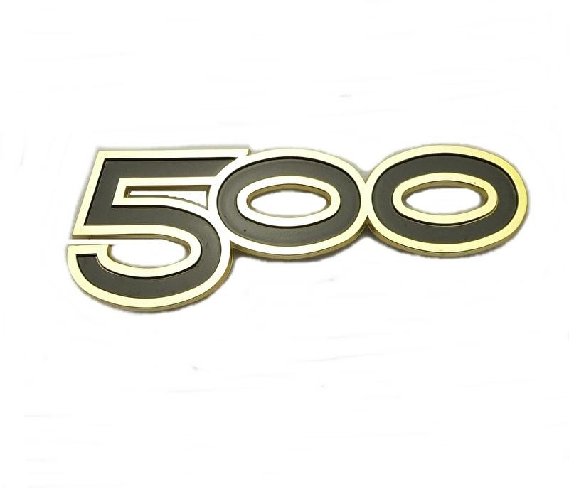 Moto Morini 500 panel badge (330127)