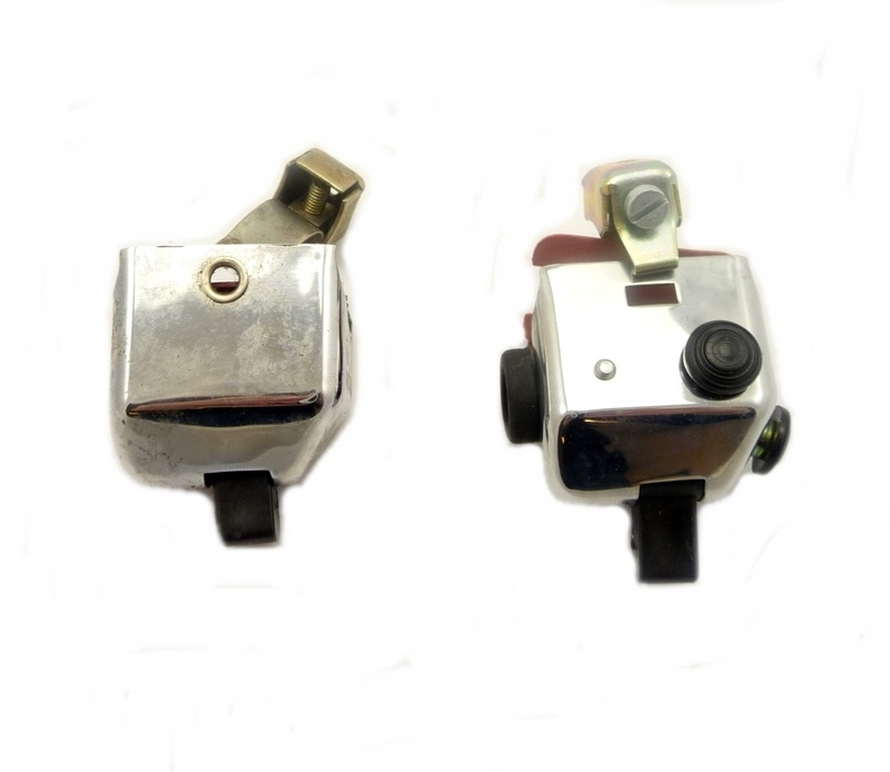 Jawa / CZ singles & Twins pair of genuine switches (443 853 159 928 / 443 853 158 928)