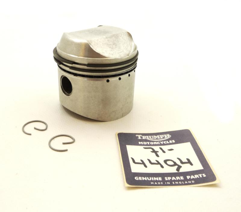 BSA A75 / Triumph T150-T160 Oversize piston, Partno. 71-4496   (19685)