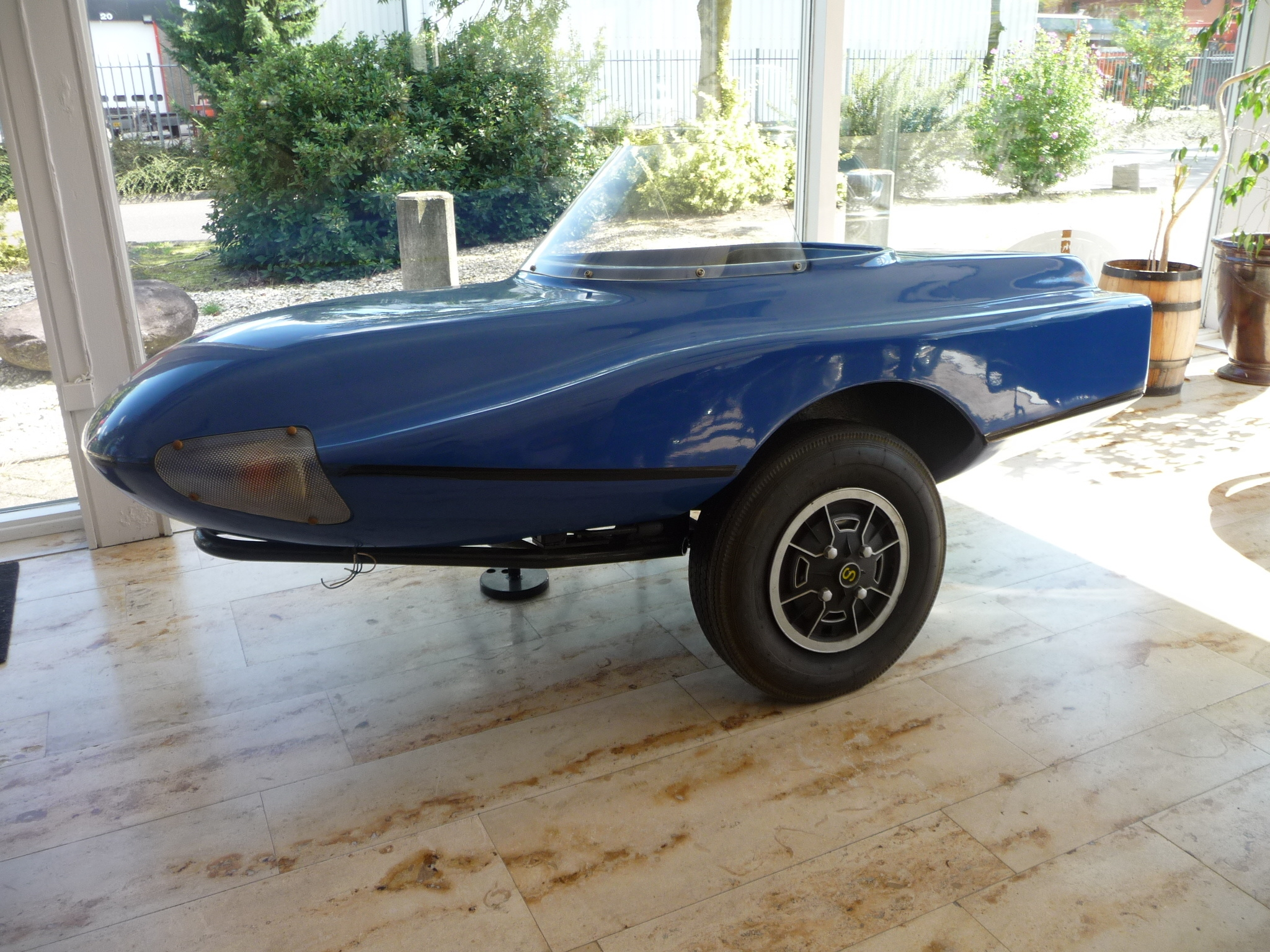 Triumph sports sidecar (LH)