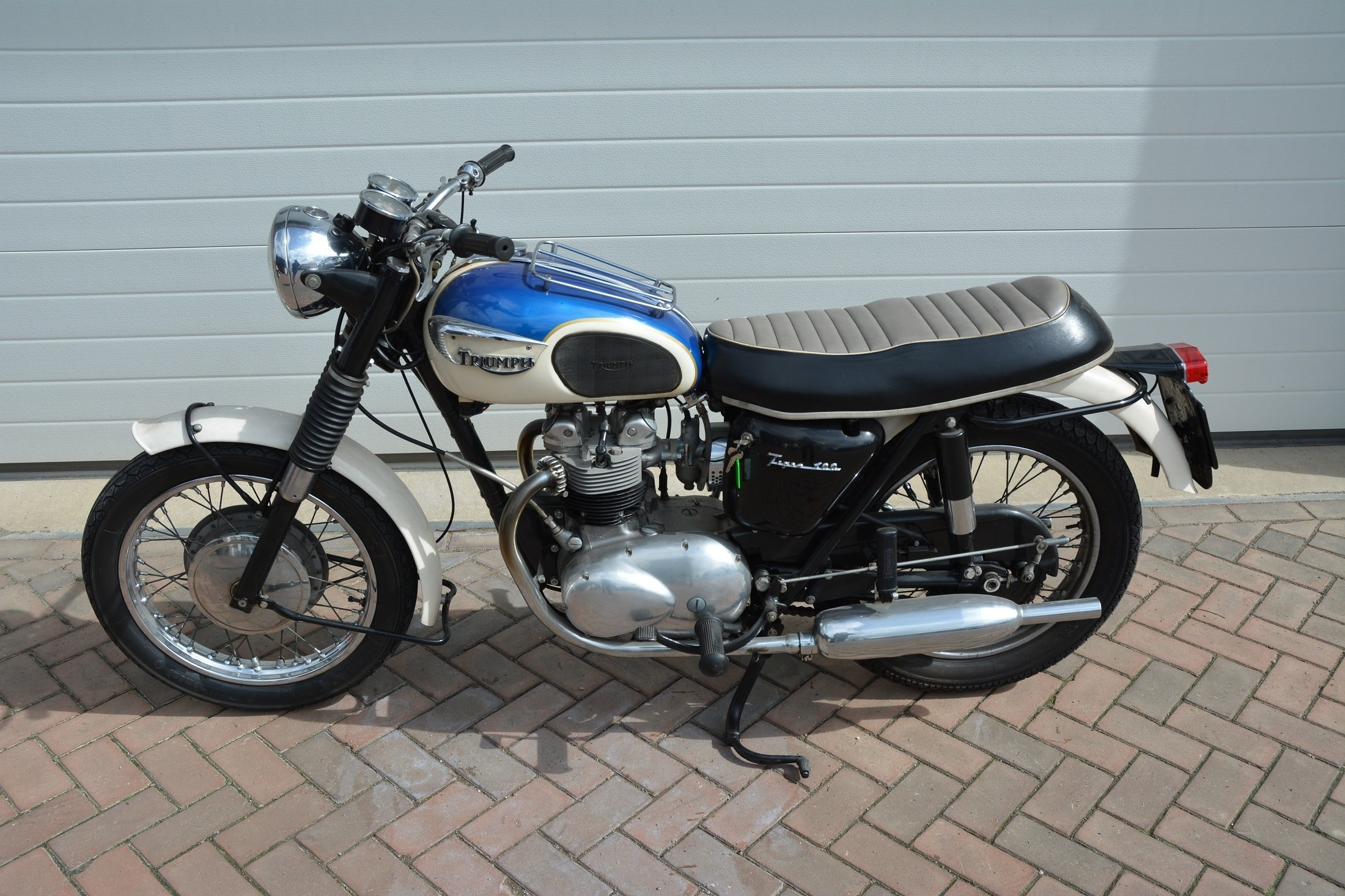 Triumph Tiger 100  500cc Twin